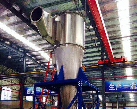 磨床配套旋风回收系统